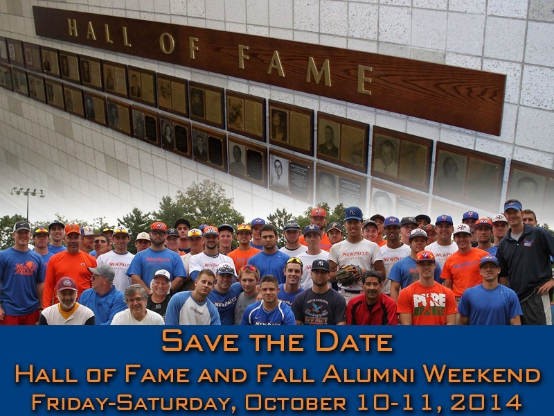 2014 Hall of Fame and Fall Alumni Weekend