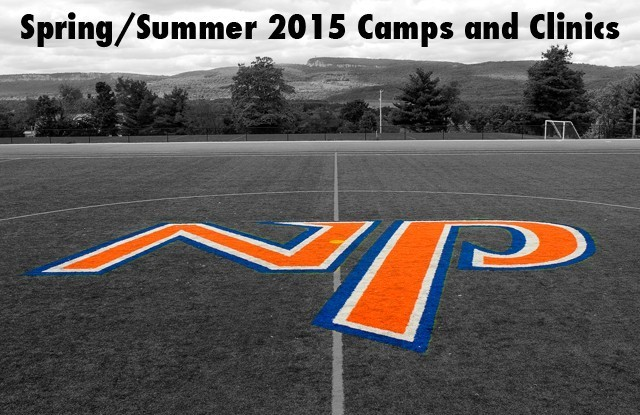 Spring/Summer 2015 Camps and Clinics