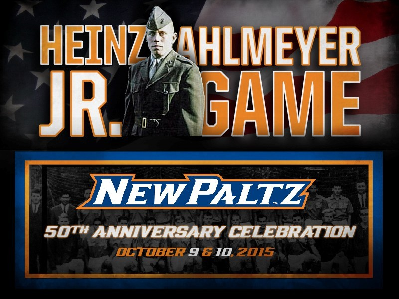 2015 Heinz Ahlmeyer Game and 1965 Men's Soccer 50th Anniversary